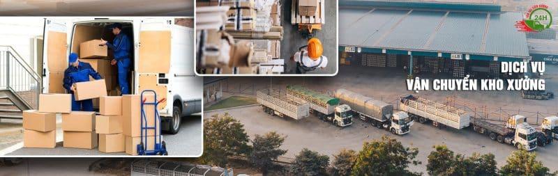 Dịch vụ chuyển kho xưởng uy tín - chất lượng 1