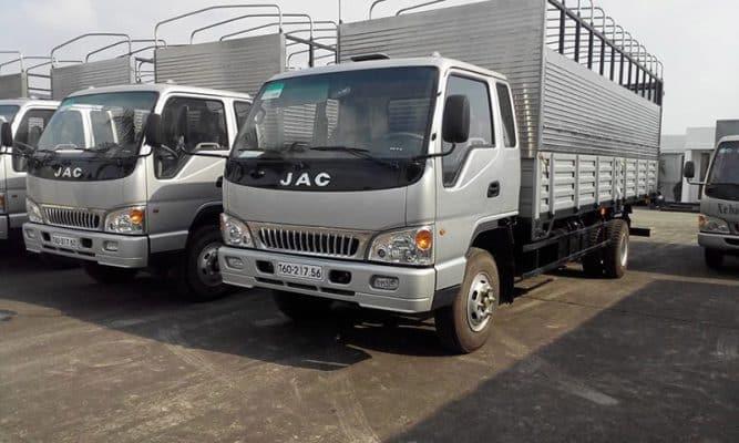 Dịch vụ cho thuê xe tải chở hàng chất lượng