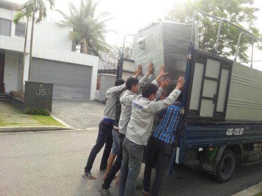 Quy trình vận chuyển nhà tại Huyện Củ Chi