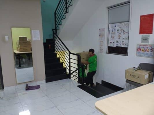 Vận chuyển văn phòng tận tâm - chuyên nghiệp - Chuyển Nhà 24H