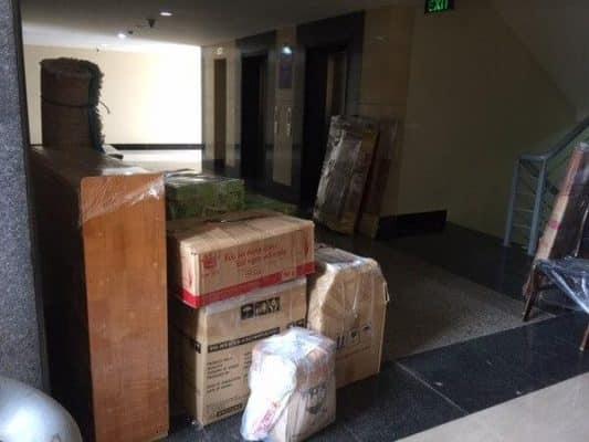 Cam kết về dịch vụ chuyển văn phòng của Chuyển Nhà 24H