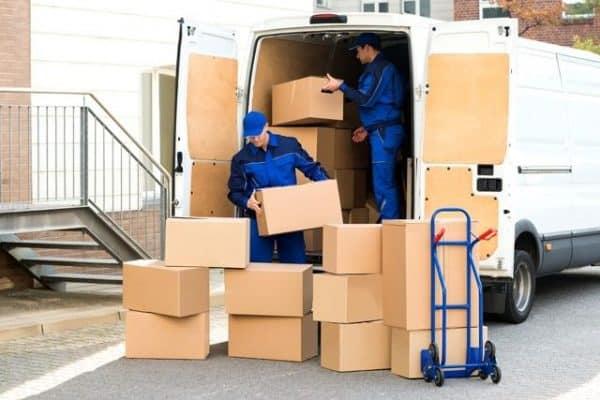 Xe tải dịch vụ vận chuyển Chuyển Nhà 24H
