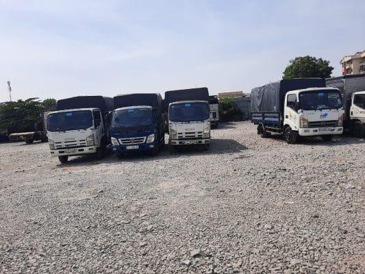 dịch vụ vận chuyển hàng hóa quận 6