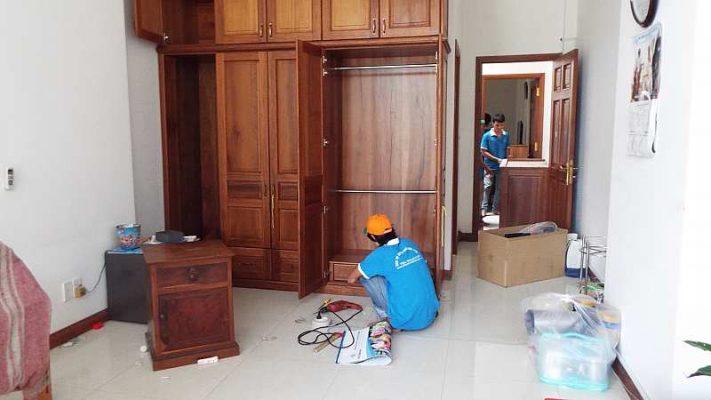 Dịch vụ tháo lắp tủ khối chuyên nghiệp