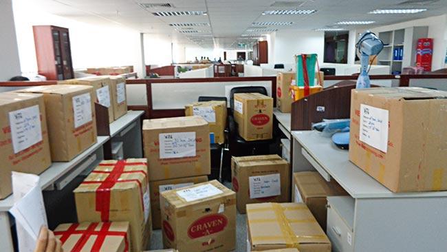 Ưu điểm về dịch vụ chuyển văn phòng trọn gói