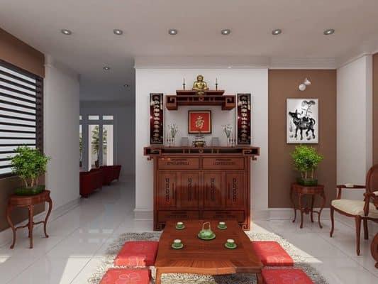 Bàn thờ tổ tiên là một tín ngưỡng phổ biến quan trọng của người Việt Nam