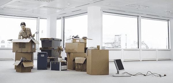 Các công việc cần làm khi chuyển văn phòng 3
