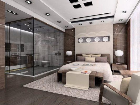cách bố trí phòng ngủ hợp lý 4