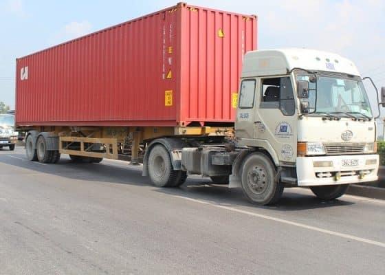 Xe tải loại nặng