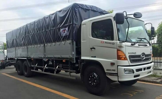 Xe tải 18 tấn