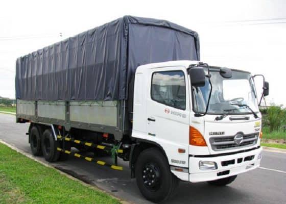 Xe tải tầm trung