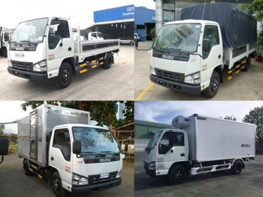 Dịch vụ cho thuê xe tải chở hàng quận Bình Tân uy tín, chất lượng