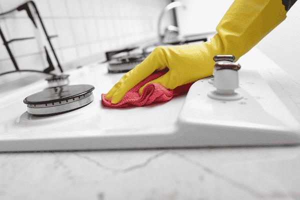 Cách dọn nhà bếp sạch nhất