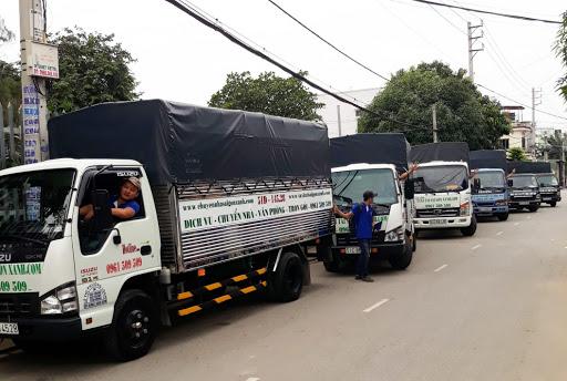 Dịch vụ cho thuê xe tải chuyển nhà, chuyển văn phòng