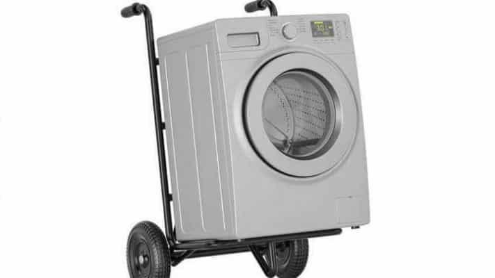 Hướng dẫn di chuyển máy giặt