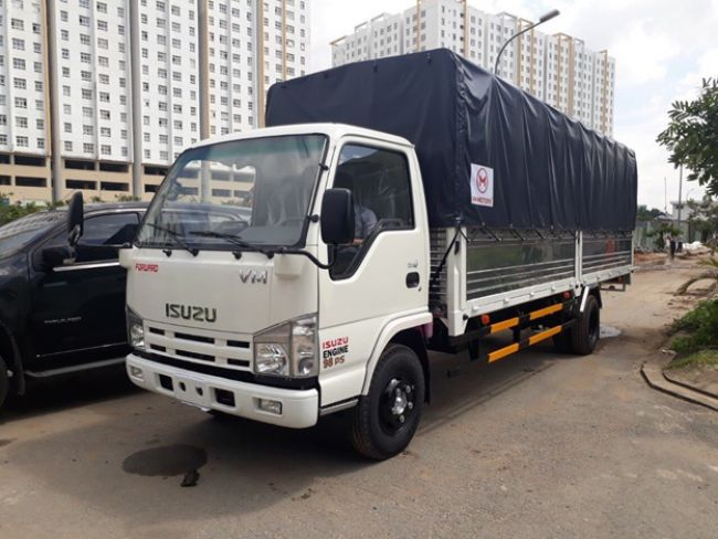 cho thuê xe tải chở hàng quận Bình Tân