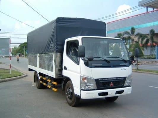 Cho thuê xe tải chở hàng chuyên nghiệp