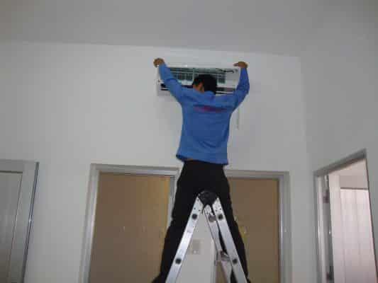 Dịch vụ tháo lắp máy lạnh tphcm