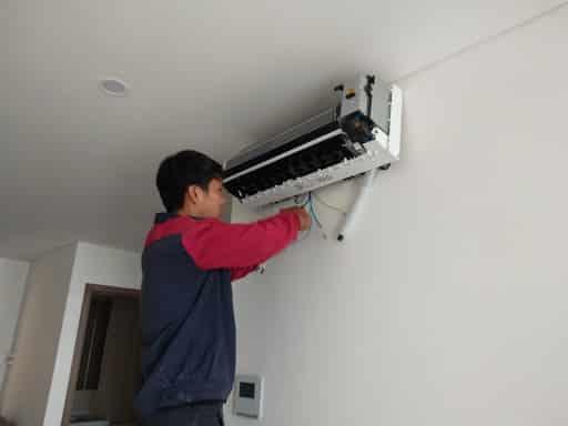 Cam kết về dịch vụ tháo lắp máy lạnh giá rẻ của Chuyển Nhà 24H