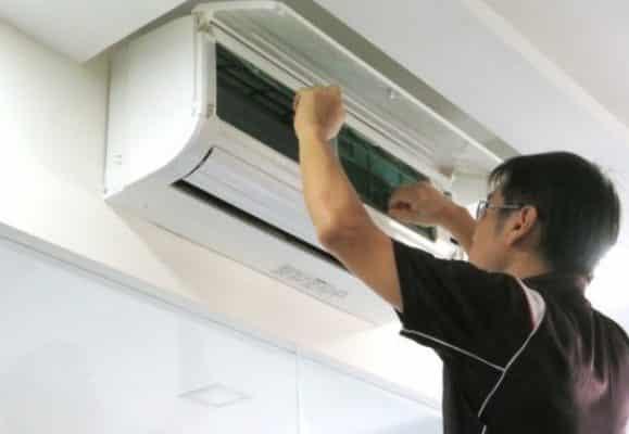 Quy trình hoạt động của máy lạnh