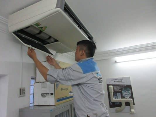Tháo lắp máy lạnh tphcm