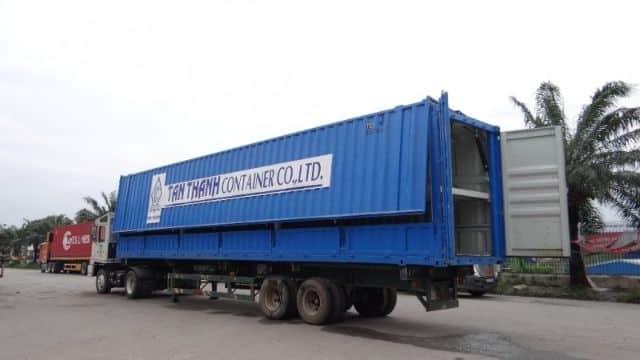 Bảng giá cho thuê xe tải chở hàng 23 tấn