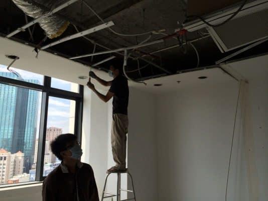 Dịch vụ hoàn trả mặt bằng văn phòng tphcm của Chuyển Nhà 24H