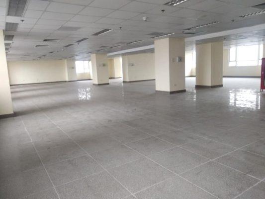 Dịch vụ hoàn trả mặt bằng văn phòng quận Tân Phú