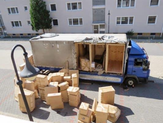 Chuyển Nhà 24H cung cấp các loại hình dịch vụ vận chuyển
