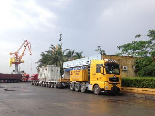 quy định về vận chuyển hàng siêu trường siêu trọng 5