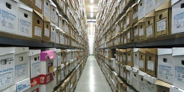 Dịch vụ lưu trữ hồ sơ Chuyển Nhà 24H