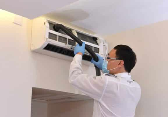 Dịch vụ tháo lắp máy lạnh giá rẻ quận Tân Bình TP.HCM