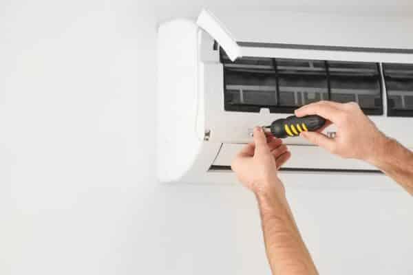 tháo lắp máy lạnh quận Tân Bình