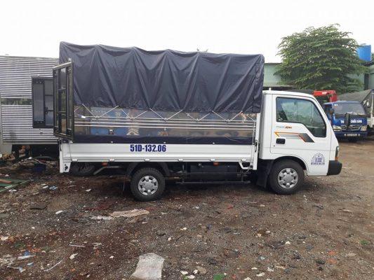 Bảng giá cho thuê xe tải chở hàng 1 tấn