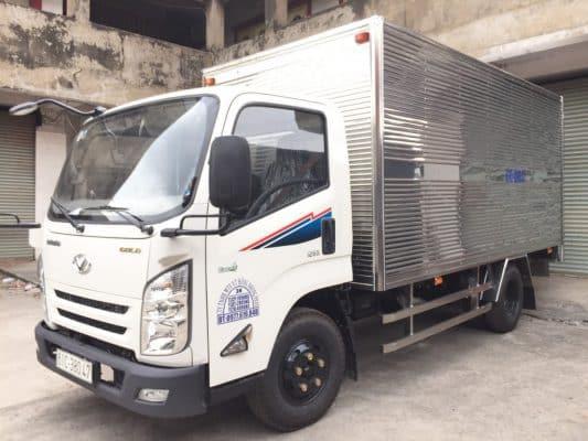 dịch vụ cho thuê xe tải chở hàng chuyên nghiệp