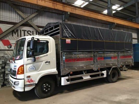 Nên mua xe tải 2 tấn loại nào tốt 3
