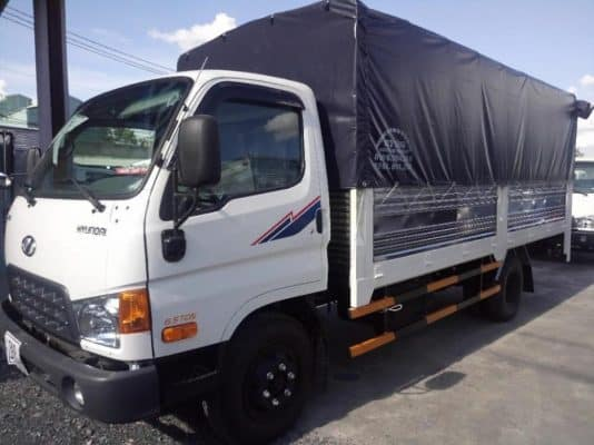 Các loại hình xe tải chở hàng mà chuyển nhà 24H sở hữu