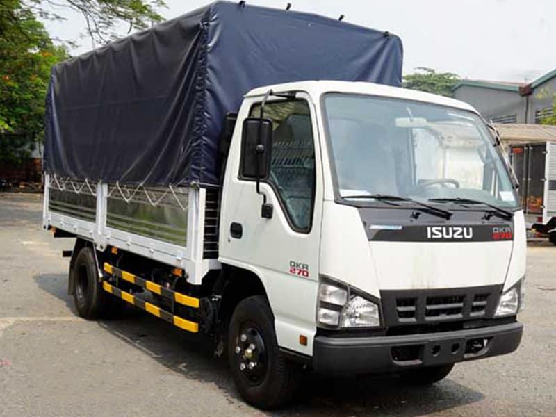 Dịch vụ cho thuê xe tải chở hàng uy tín, chất lượng
