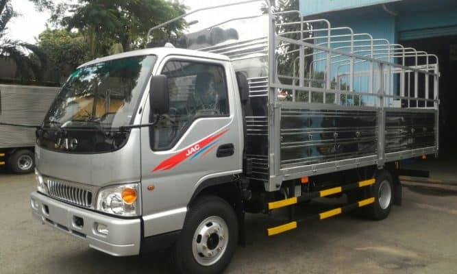 Nên mua xe tải 2 tấn loại nào tốt 7