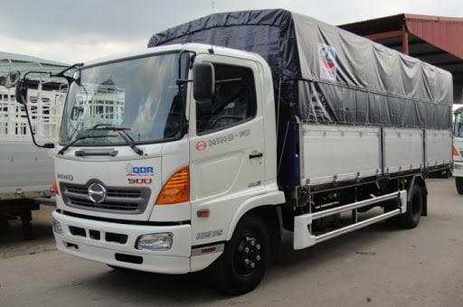 Bảng giá cho thuê xe tải chở hàng 5 tấn