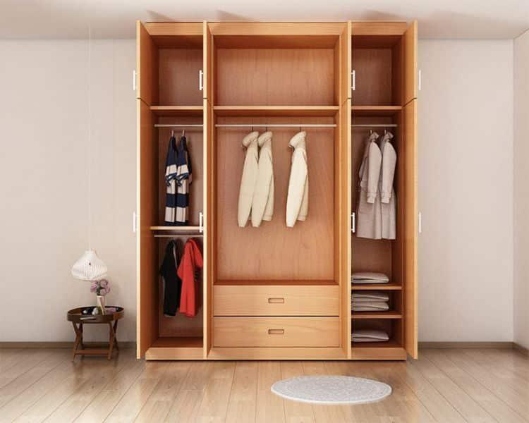 cách di chuyển tủ quần áo
