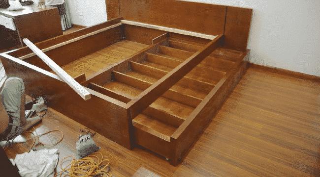 cách vận chuyển giường 4