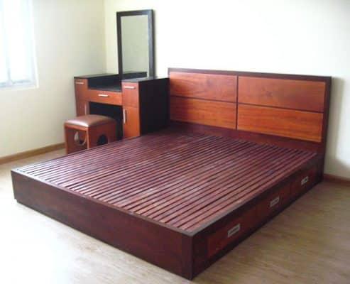 cách vận chuyển giường 1