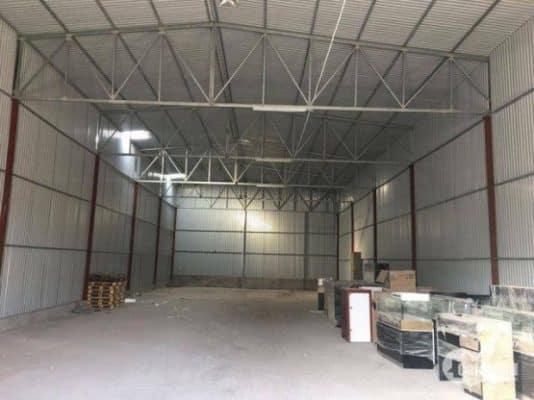 Kho xưởng cho thuê tại Quận Gò Vấp theo nhu cầu của doanh nghiệp