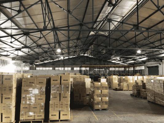 Dịch vụ cho thuê kho xưởng giá rẻ, uy tín