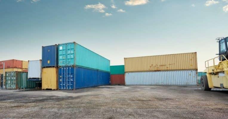 1 container 40 feet chở được bao nhiêu tấn 2