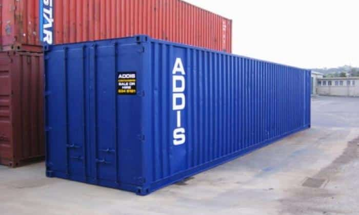 container 40feet
