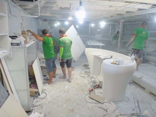 Dịch vụ hoàn trả mặt bằng văn phòng quận Tân Bình giá rẻ, chất lượng