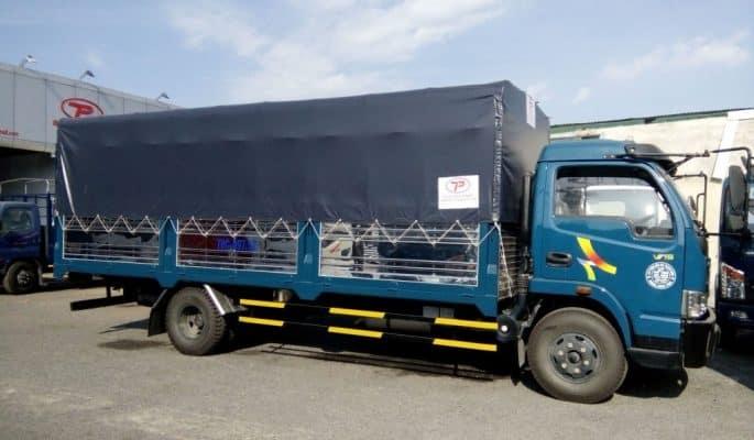 giá cho thuê xe tải 7 tấn