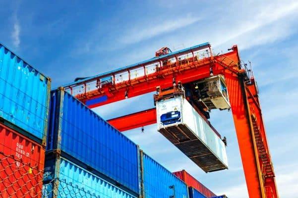 quy trình giao nhận nhập khẩu hàng hóa bằng đường biển 5
